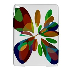 Colorful abstract flower iPad Air 2 Hardshell Cases