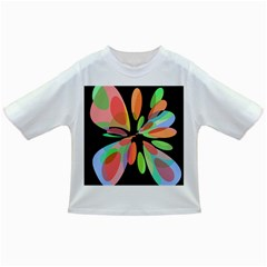 Colorful abstract flower Infant/Toddler T-Shirts