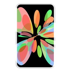 Colorful abstract flower Memory Card Reader