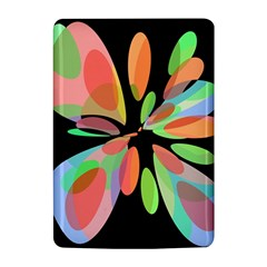 Colorful abstract flower Kindle 4