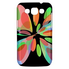 Colorful abstract flower Samsung Galaxy Win I8550 Hardshell Case