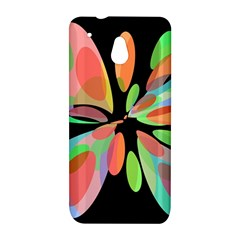 Colorful abstract flower HTC One Mini (601e) M4 Hardshell Case