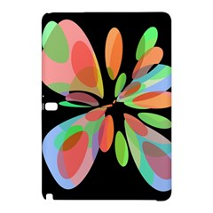 Colorful abstract flower Samsung Galaxy Tab Pro 10.1 Hardshell Case