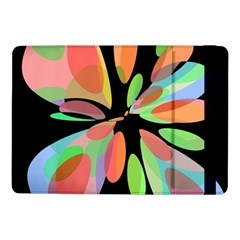 Colorful abstract flower Samsung Galaxy Tab Pro 10.1  Flip Case