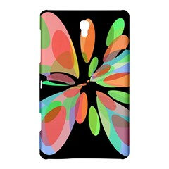 Colorful abstract flower Samsung Galaxy Tab S (8.4 ) Hardshell Case