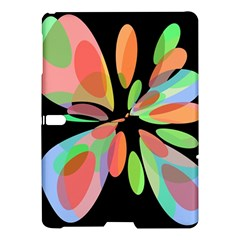 Colorful abstract flower Samsung Galaxy Tab S (10.5 ) Hardshell Case