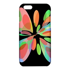 Colorful abstract flower iPhone 6/6S TPU Case