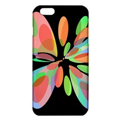 Colorful abstract flower iPhone 6 Plus/6S Plus TPU Case