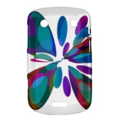 Blue abstract flower Bold Touch 9900 9930