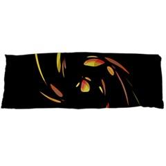 Orange twist Body Pillow Case (Dakimakura)