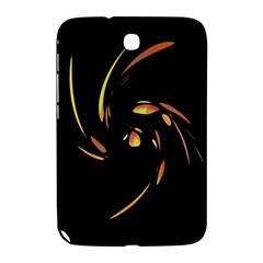 Orange twist Samsung Galaxy Note 8.0 N5100 Hardshell Case