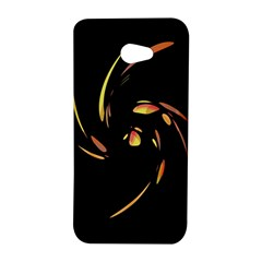 Orange twist HTC Butterfly S/HTC 9060 Hardshell Case