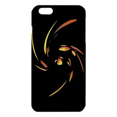 Orange twist iPhone 6 Plus/6S Plus TPU Case