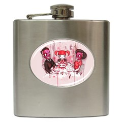 Give Us This Day Hip Flask (6 oz)