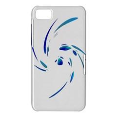 Blue twist BlackBerry Z10