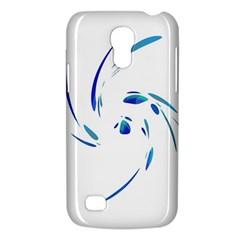 Blue twist Galaxy S4 Mini