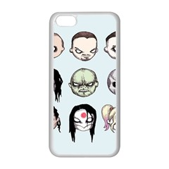 Worst Heroes Ever Apple iPhone 5C Seamless Case (White)