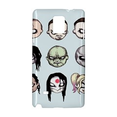 Worst Heroes Ever Samsung Galaxy Note 4 Hardshell Case
