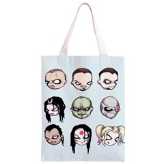 Worst Heroes Ever Classic Light Tote Bag