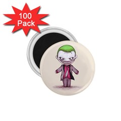 Suicide Clown 1.75  Magnets (100 pack)
