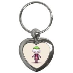 Suicide Clown Key Chains (Heart)