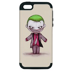 Suicide Clown Apple iPhone 5 Hardshell Case (PC+Silicone)