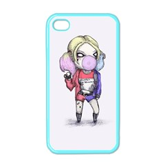 Suicide Harley Apple Iphone 4 Case (color)