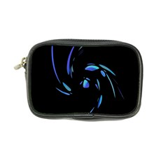 Blue twist Coin Purse