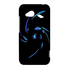 Blue twist HTC Droid Incredible 4G LTE Hardshell Case