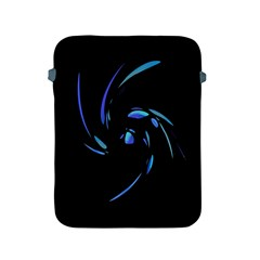 Blue twist Apple iPad 2/3/4 Protective Soft Cases