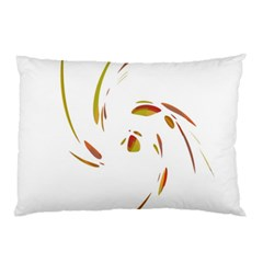 Orange twist Pillow Case