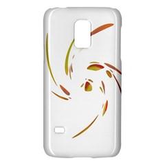 Orange twist Galaxy S5 Mini