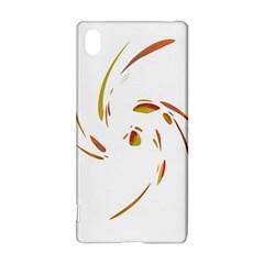Orange twist Sony Xperia Z3+