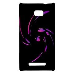 Purple twist HTC 8X