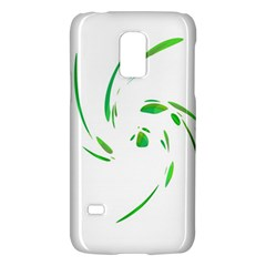 Green twist Galaxy S5 Mini
