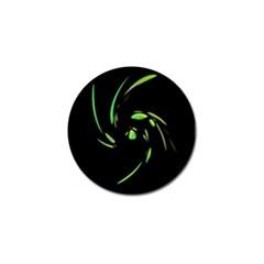 Green Twist Golf Ball Marker (10 pack)