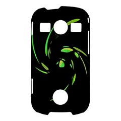 Green Twist Samsung Galaxy S7710 Xcover 2 Hardshell Case