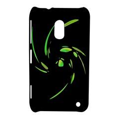 Green Twist Nokia Lumia 620