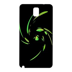Green Twist Samsung Galaxy Note 3 N9005 Hardshell Back Case