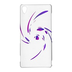 Purple twist Sony Xperia Z3