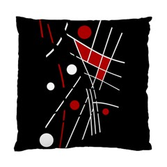 Artistic abstraction Standard Cushion Case (One Side)