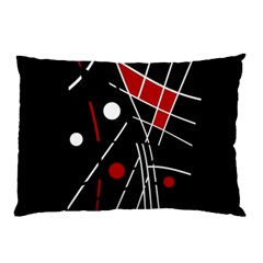 Artistic abstraction Pillow Case