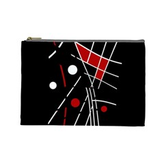Artistic abstraction Cosmetic Bag (Large)