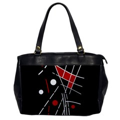 Artistic abstraction Office Handbags
