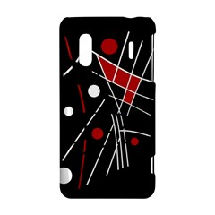 Artistic abstraction HTC Evo Design 4G/ Hero S Hardshell Case