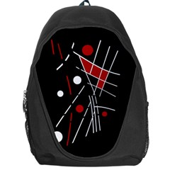 Artistic abstraction Backpack Bag