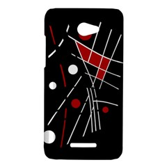 Artistic abstraction HTC Butterfly X920E Hardshell Case