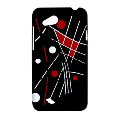 Artistic abstraction HTC Desire VC (T328D) Hardshell Case