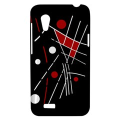 Artistic abstraction HTC Desire VT (T328T) Hardshell Case