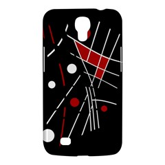Artistic abstraction Samsung Galaxy Mega 6.3  I9200 Hardshell Case